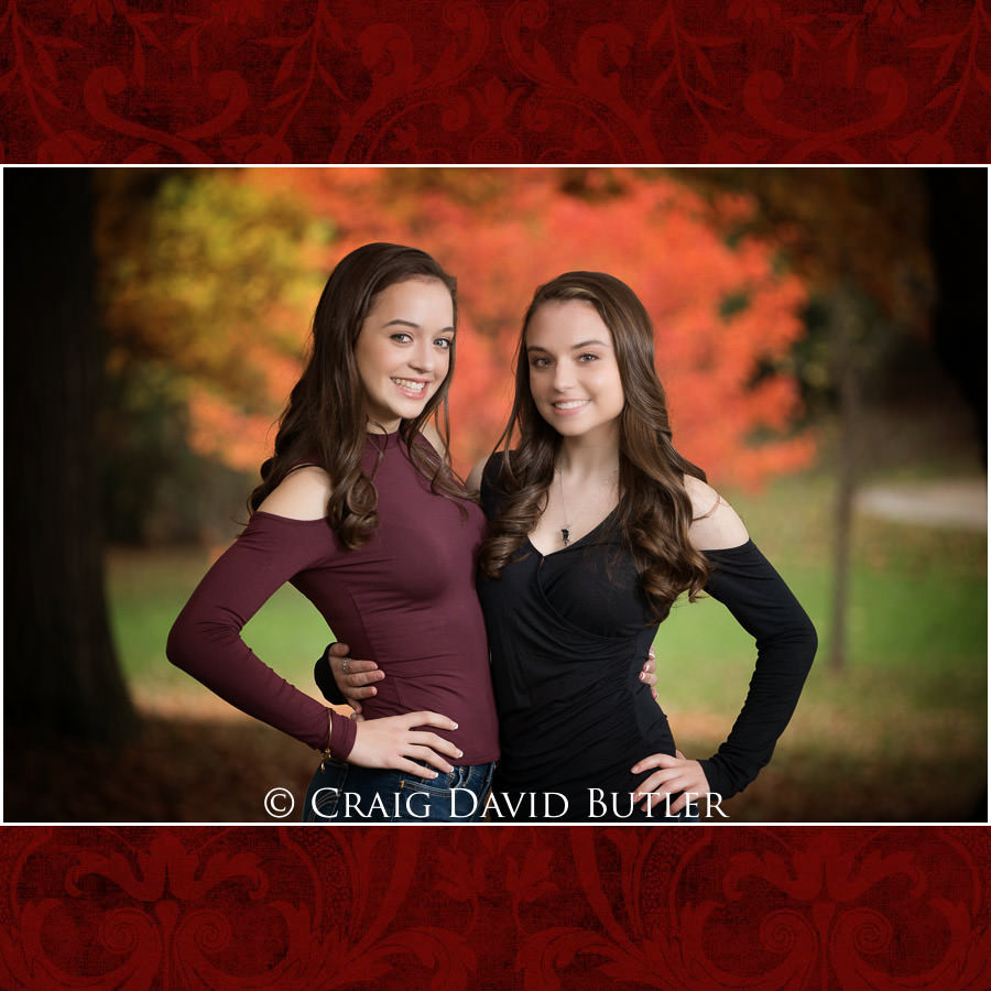 Northville Senior Photos - Graduation - Marie & Alexis