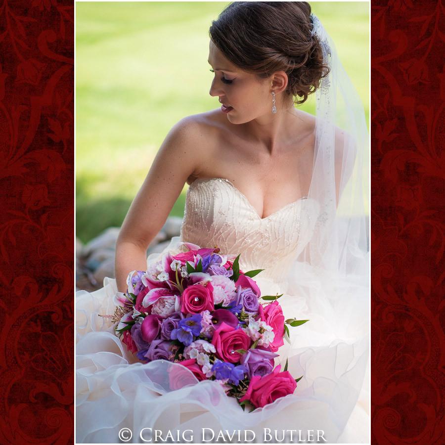 Beautiful bride photos Clarkston Wedding Photographer - Oakhurst CC, Craig David Butler