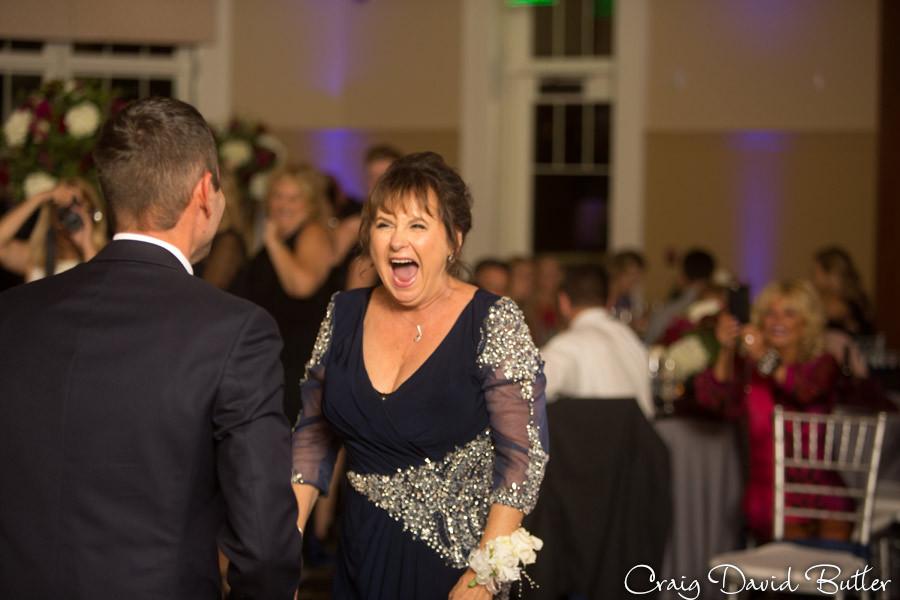 Mother Son Dance Brighton Wedding Photographer - Craig David Butler - Oak Pointe CC