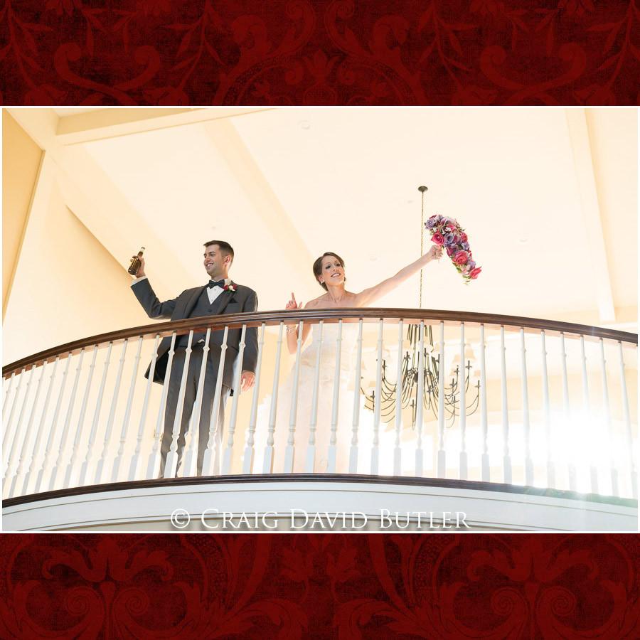 Intro into the reception hall bride & groom Clarkston Wedding Photographer - Oakhurst CC, Craig David Butler