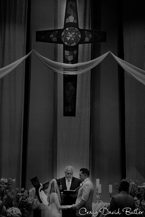 Wedding Vows St. John's Plymouth Grand Ballroom Wedding, Craig David Butler