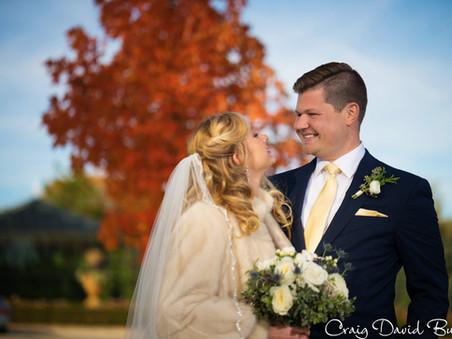 Darcy & Michael, Planterra Wedding photos, same day edit video, November 3, 2017