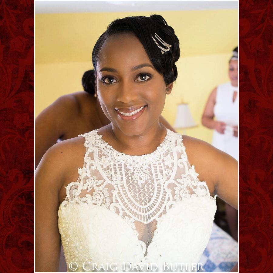 Bride Photo Detroit Wedding Photographer - South Haven Wedding, Heritage Hall Reception, WMU, Kalamazoo MI - CDB Studios