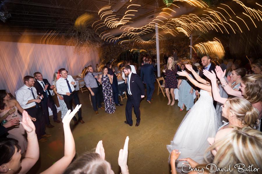 Dancing Rust Belt wedding photos ferndale MI, Craig David Butler