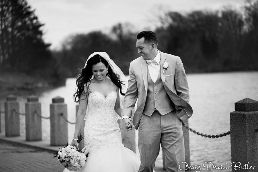 Hines Park St. John's Plymouth Grand Ballroom Wedding, Craig David Butler