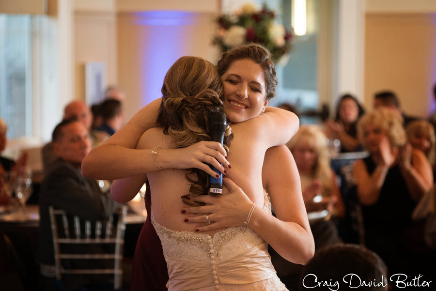 MOH Speech Brighton Wedding Photographer - Craig David Butler - Oak Pointe CC