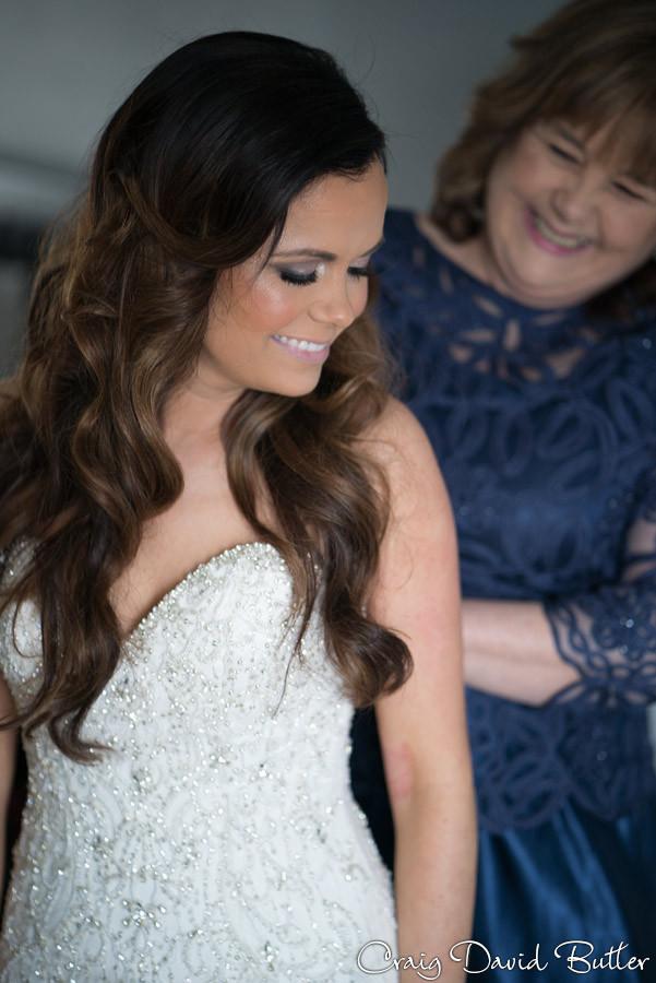 Bride Mom St. John's Plymouth Grand Ballroom Wedding, Craig David Butler