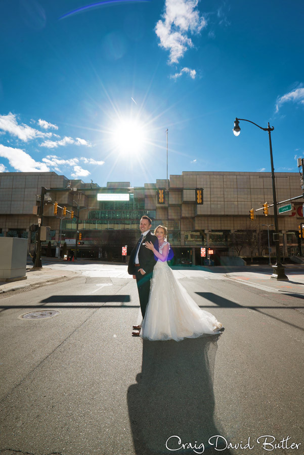 Bride Groom Photo - Rust Belt Market, Wedding Photos Ferndale Mi - Craig David Butler