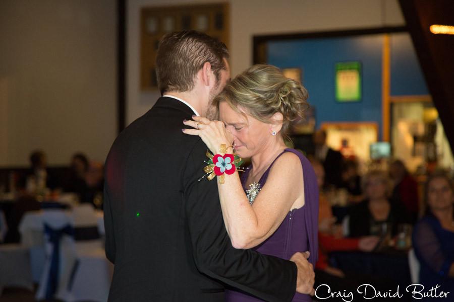 Mother Son dance Marquette Wedding Photography Craig David Butler Detroit