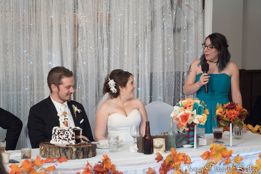 MOH Toasts Marquette Wedding Photography Craig David Butler Detroit