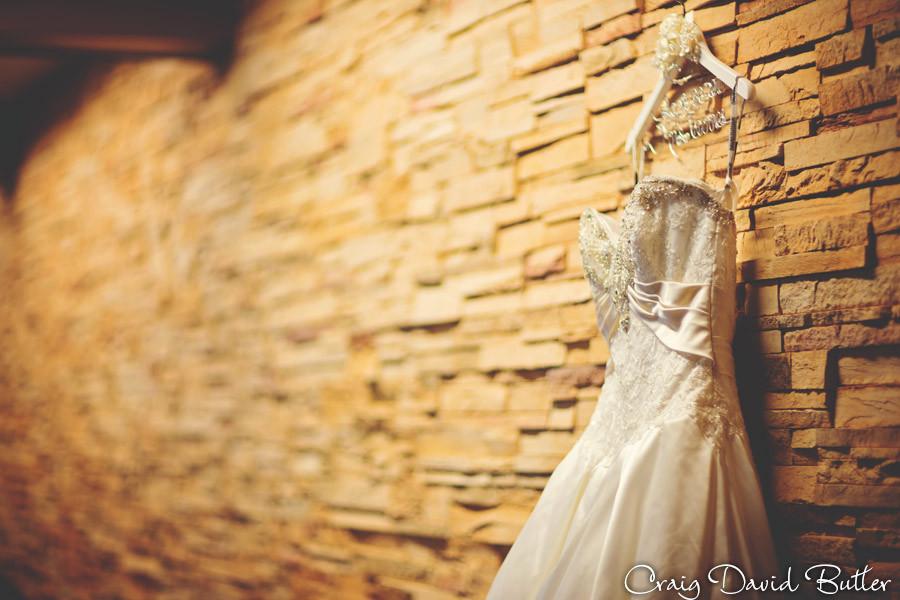 Bride Gown Brighton Wedding Photographer - Craig David Butler - Oak Pointe CC
