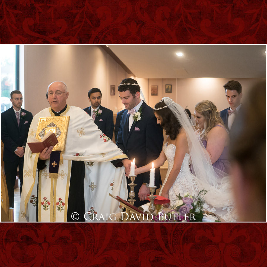 Holy Cross MI - Dearborn Inn Wedding Photo- Detroit Michigan Wedding Photographer - CDB Studios