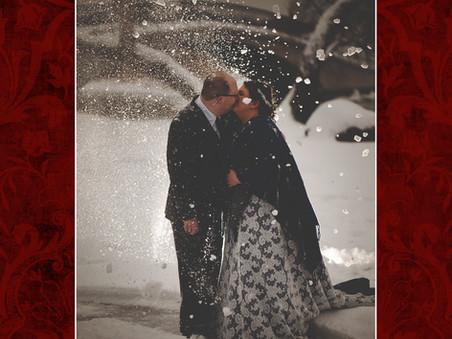 Beautiful Winter Wedding - Tim & Trisha, December 17, 2016.