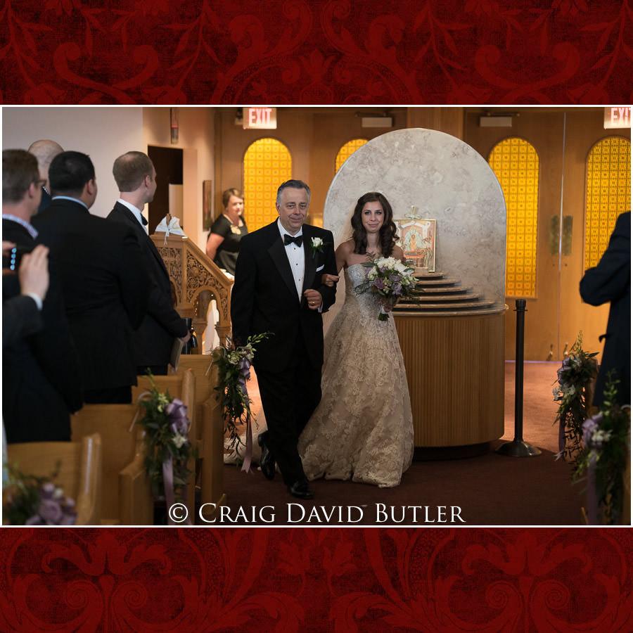 The Bride - Dearborn Inn Wedding Photo- Detroit Michigan Wedding Photographer - CDB Studios