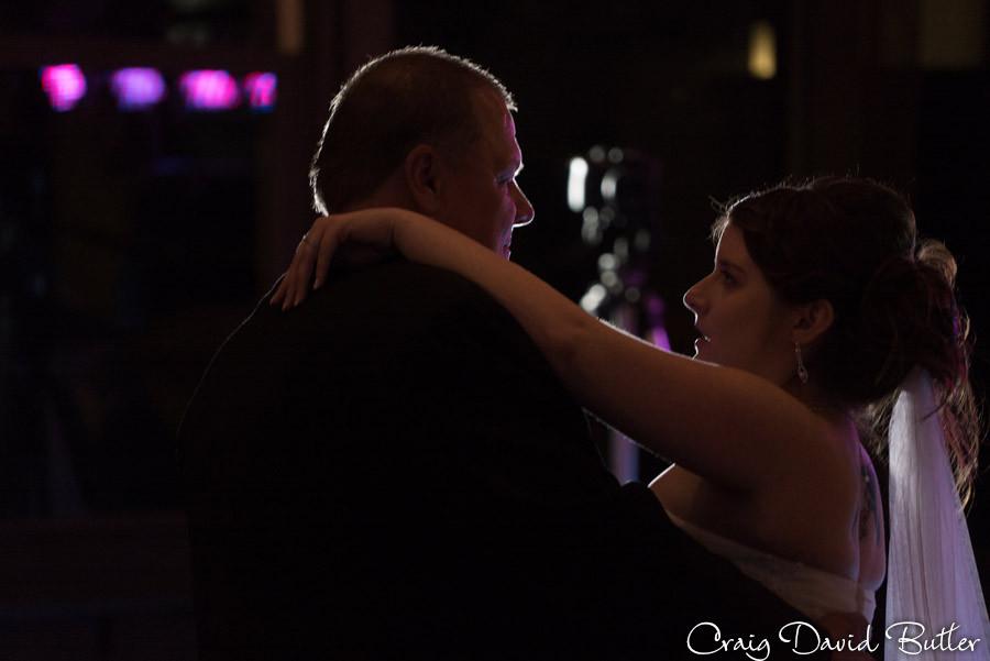Father Daughter Dance Marquette Wedding Photography Craig David Butler Detroit