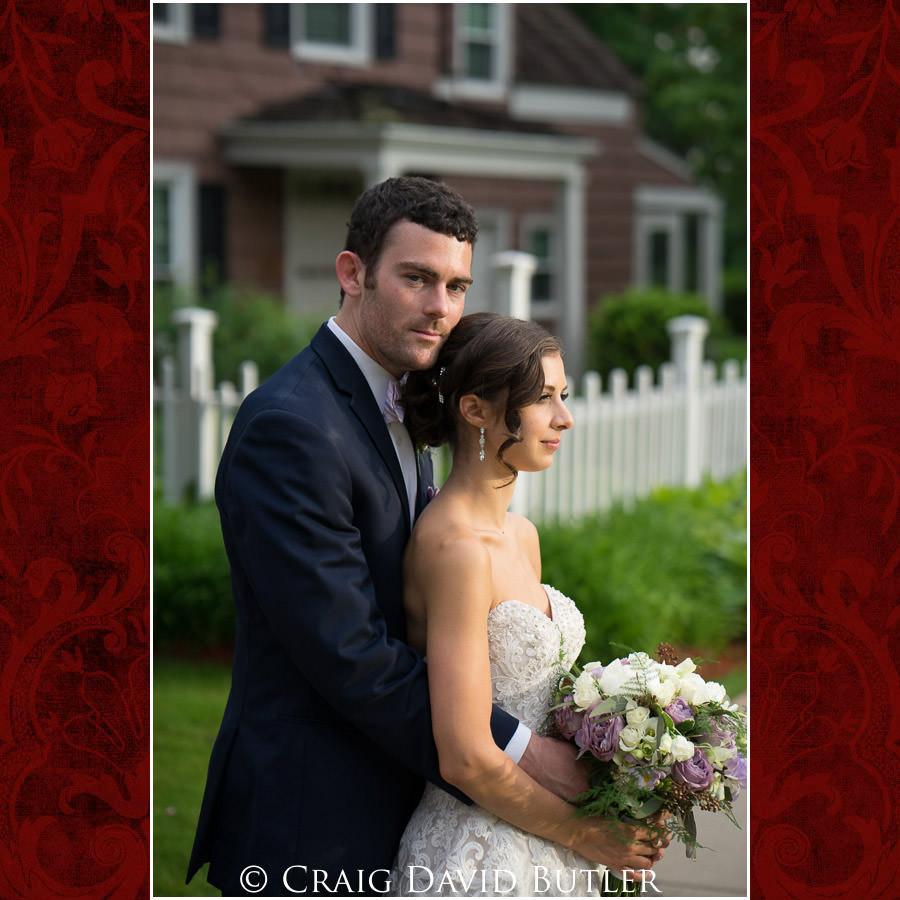 Bride Groom Pose Dearborn Inn Wedding Photo- Detroit Michigan Wedding Photographer - CDB Studios
