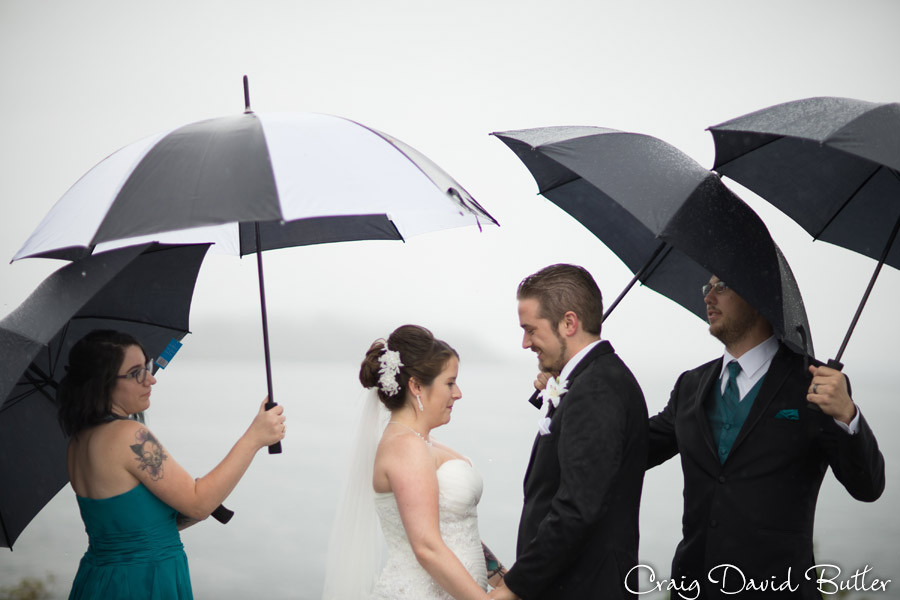 First Look Marquette Wedding Photography Craig David Butler Detroit