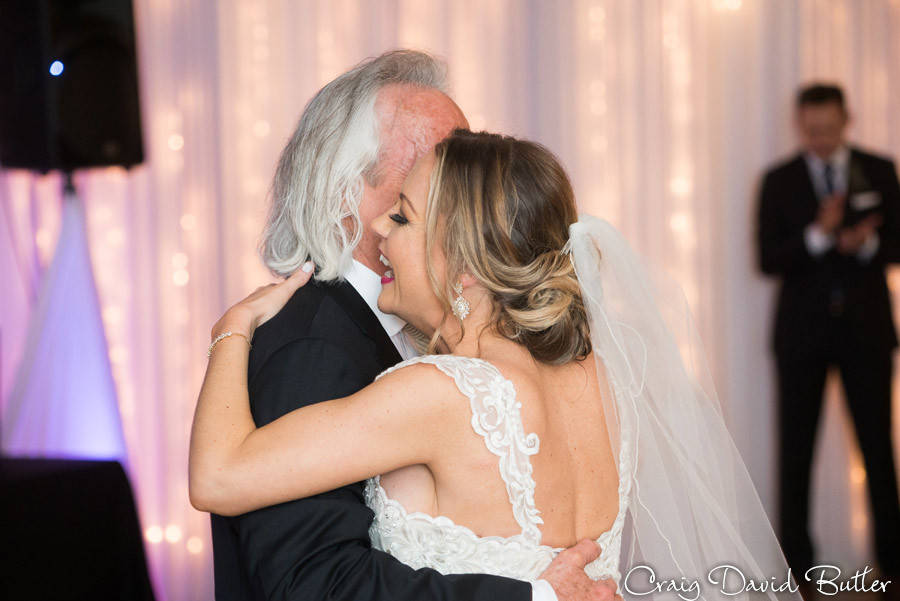Father Daughter Dance Rust Belt wedding photos ferndale MI, Craig David Butler