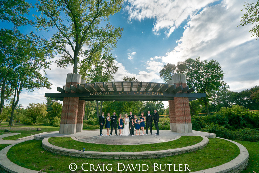 Detroit Wedding Photographer -CraigDavidButler - 59 West Reception