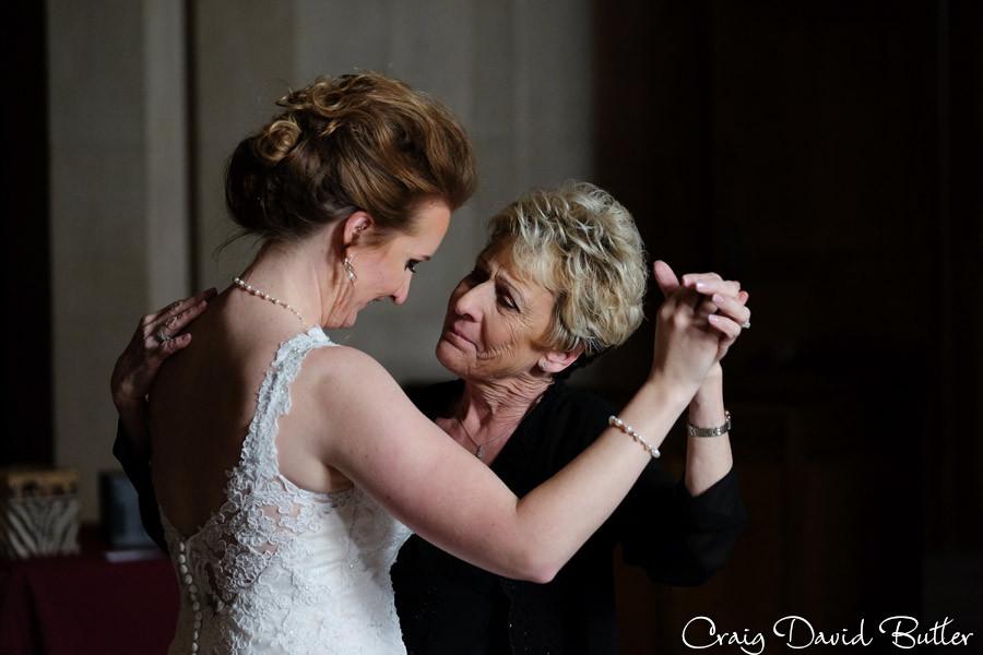 Mother Daughter Dance Masonic Temple Detroit MI- Wedding Photographer Craig David Butler