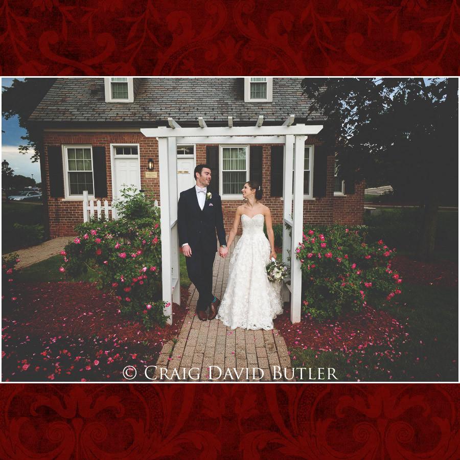 Dearborn Inn Wedding Photo- Detroit Michigan Wedding Photographer - CDB Studios