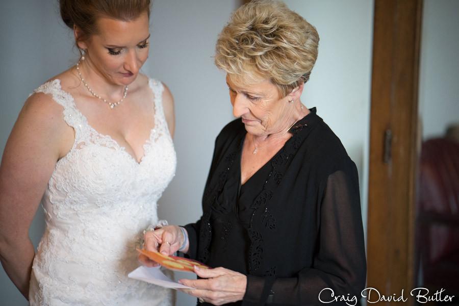 Note to mom Masonic Temple Detroit MI- Wedding Photographer Craig David Butler