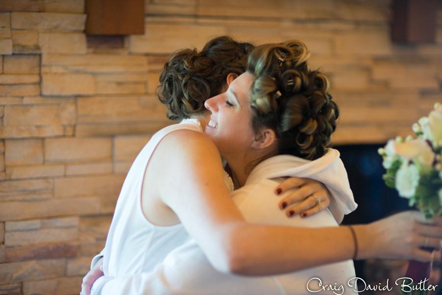 Gift to MOH Brighton Wedding Photographer - Craig David Butler - Oak Pointe CC