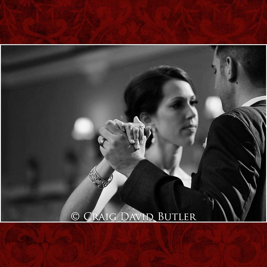 First dance bride & groom Clarkston Wedding Photographer - Oakhurst CC, Craig David Butler