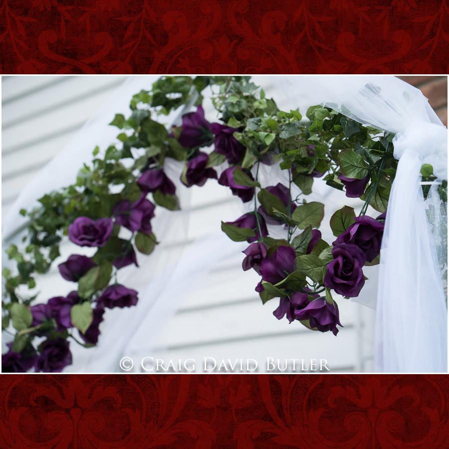 Wedding Ceremony details - Michigan-Wedding-Photographer-Novi-CraigDavidButler