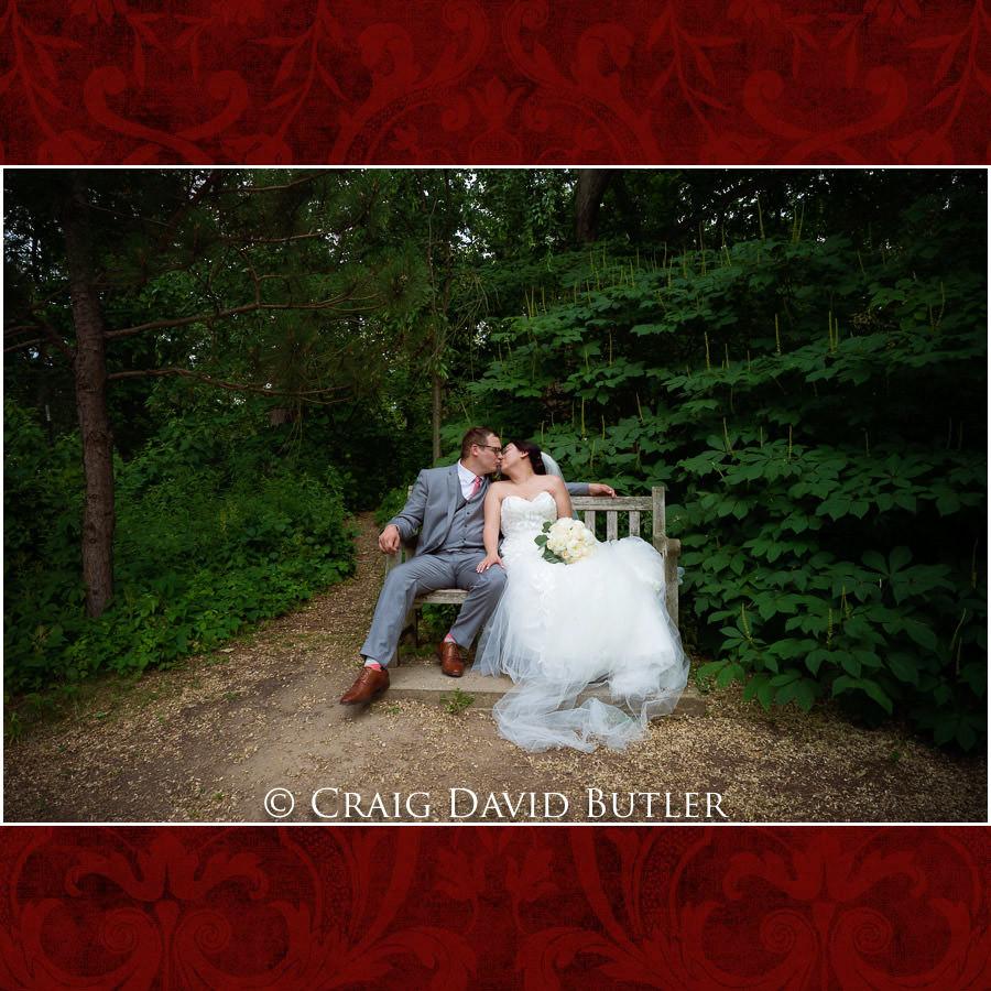 Bride Groom Poses - the Arb - Wedding Photos, Michigan League, St. Francis Azizi, Ann Arbor MI, CDBStudios