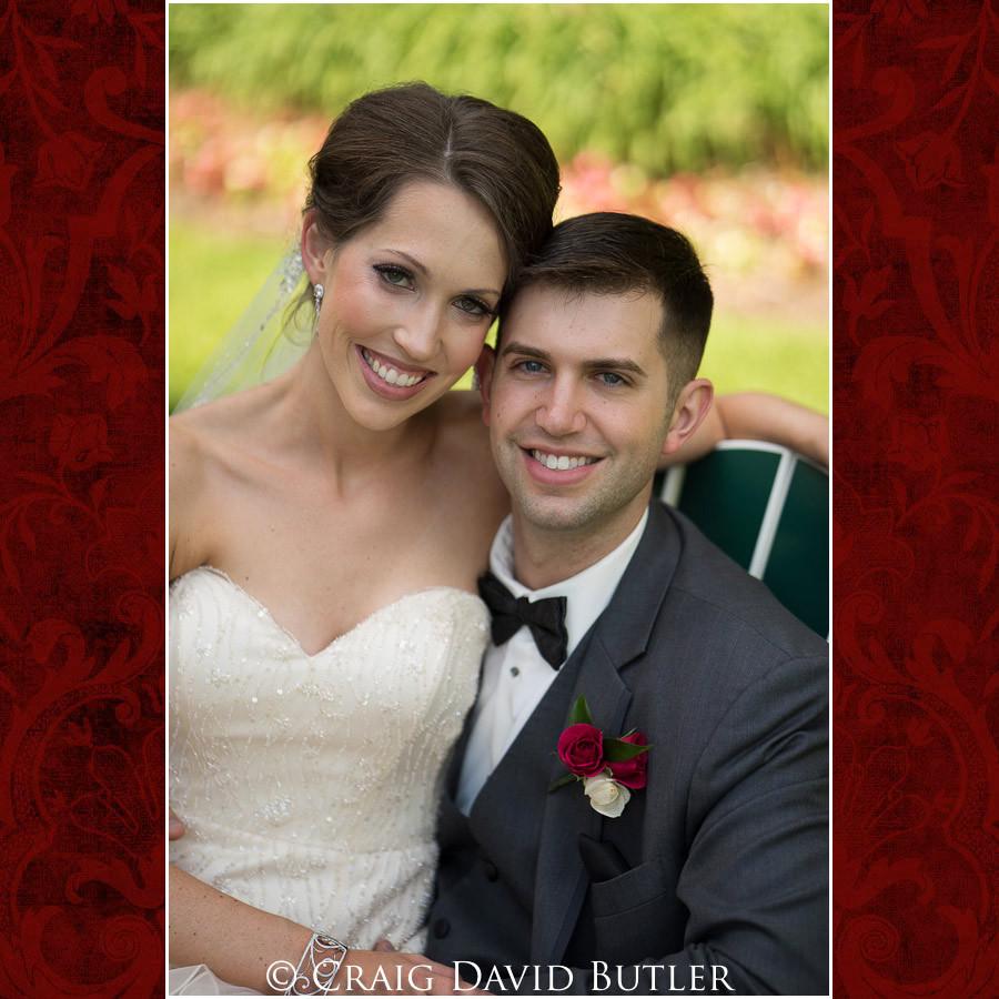 Bride & groom Clarkston Wedding Photographer - Oakhurst CC, Craig David Butler