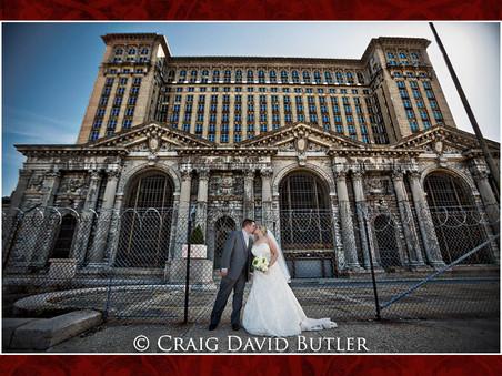 Detroit Wedding - Cristin and Jeff - April 16, 2016