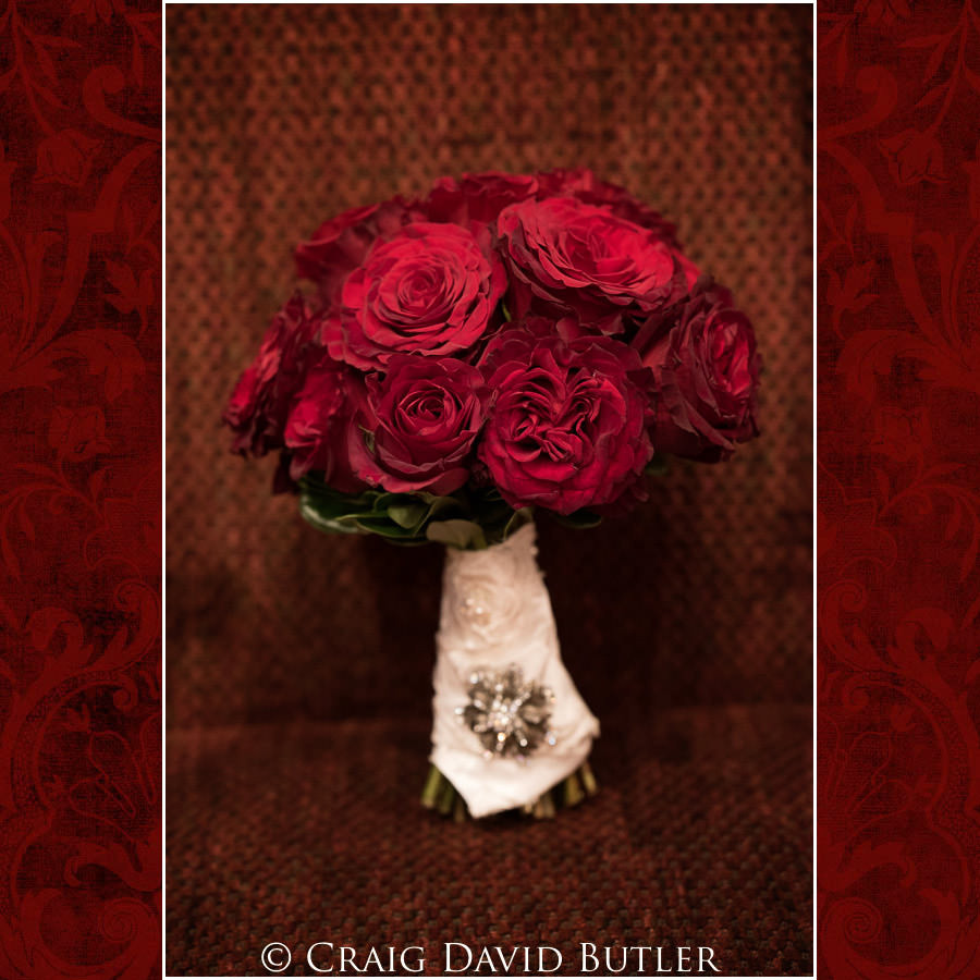 Wedding Bouquet, Craig David Butler Studios