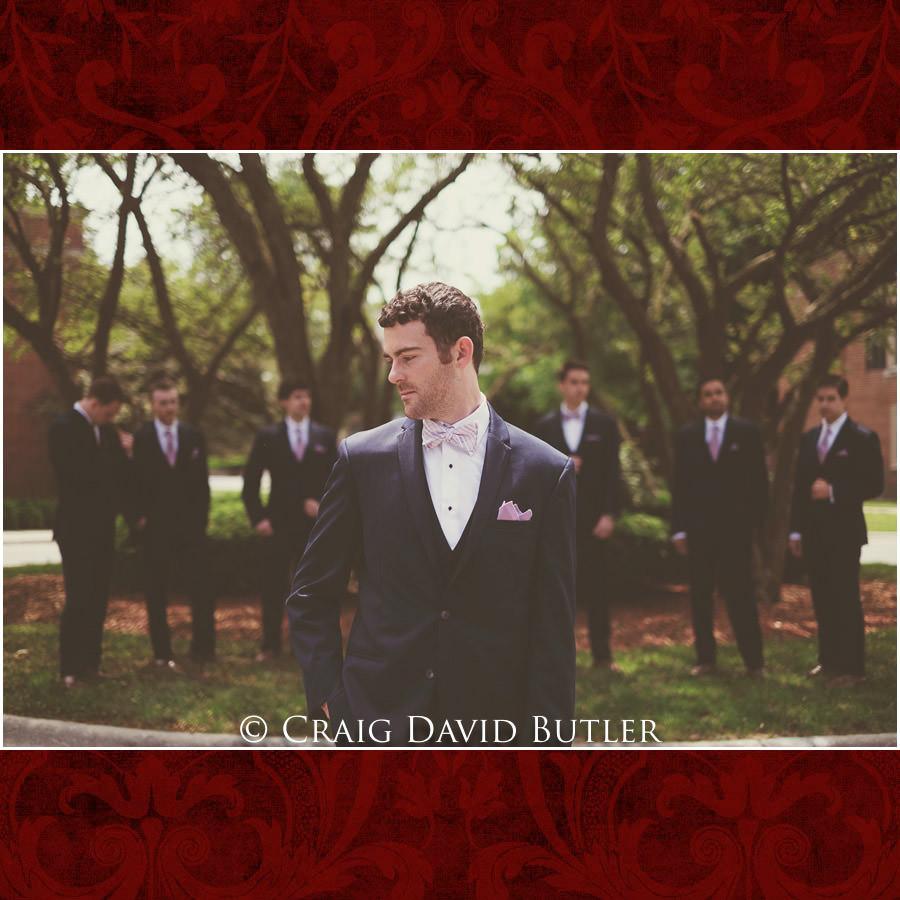 Groom Groomsmen - Dearborn Inn Wedding Photo- Detroit Michigan Wedding Photographer - CDB Studios