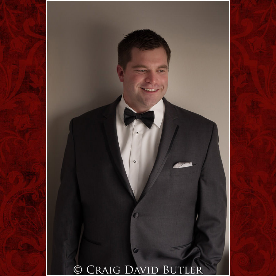 Groom Prep Michigan Wedding Photography Craig David Butler