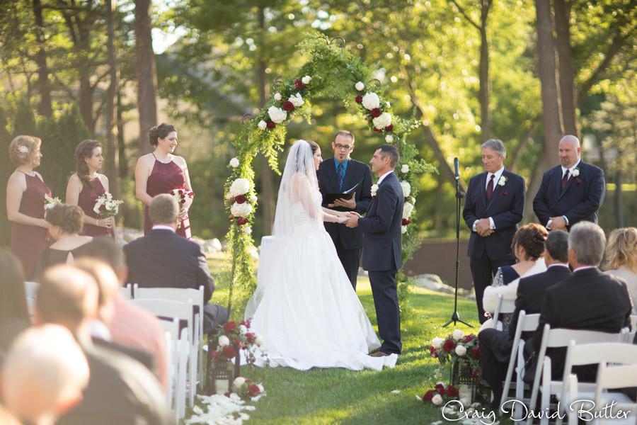 Ceremony Brighton Wedding Photographer - Craig David Butler - Oak Pointe CC