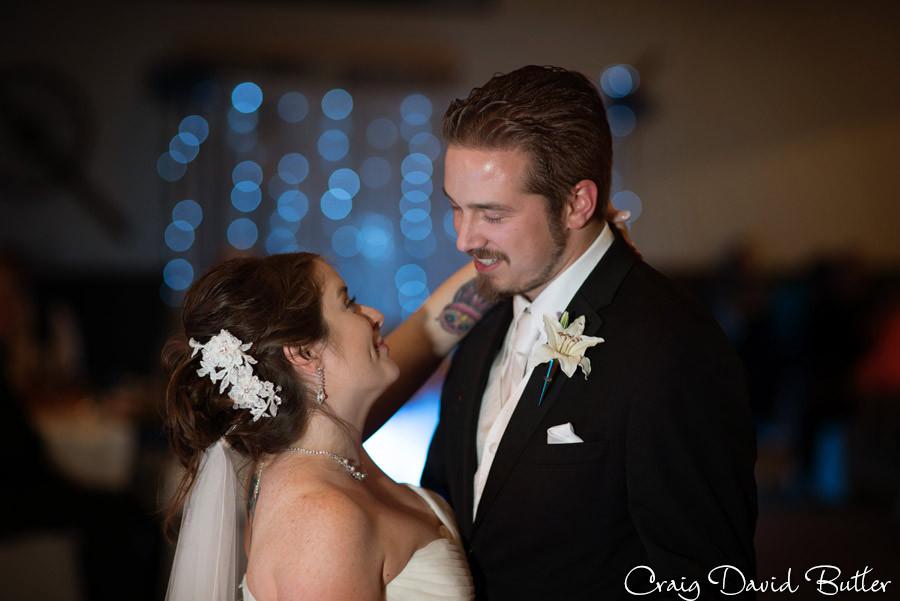 First Dance Marquette Wedding Photography Craig David Butler Detroit