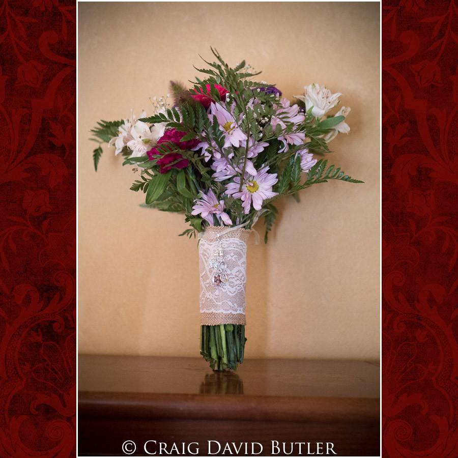 bouquet Meadowbrook Hall Wedding Photos, Craig David Butler Studios