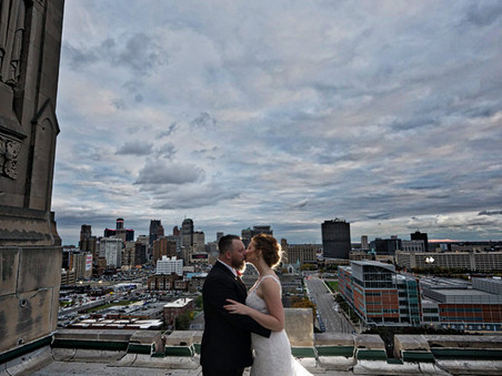 Jessica & James, Masonic Temple wedding photography Detroit, Same Day Edit Video, October 29, 20