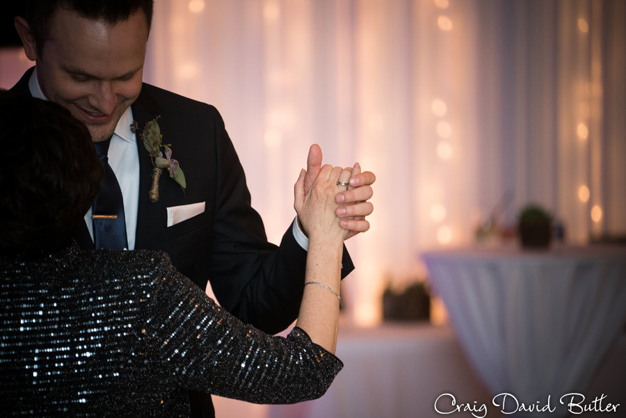 Mother Son Dance Rust Belt wedding photos ferndale MI, Craig David Butler
