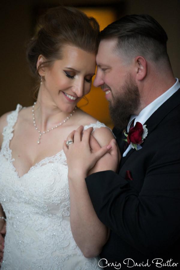 Bride & Groom moments Masonic Temple Detroit MI- Wedding Photographer Craig David Butler