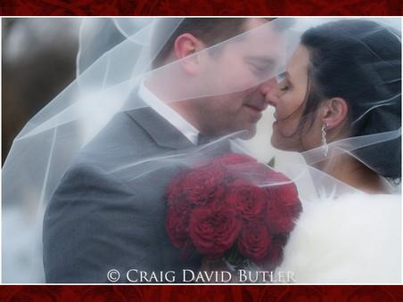 Chelsea & Matt, Crystal Gardens winter wedding, same day edit video, January 7, 2017