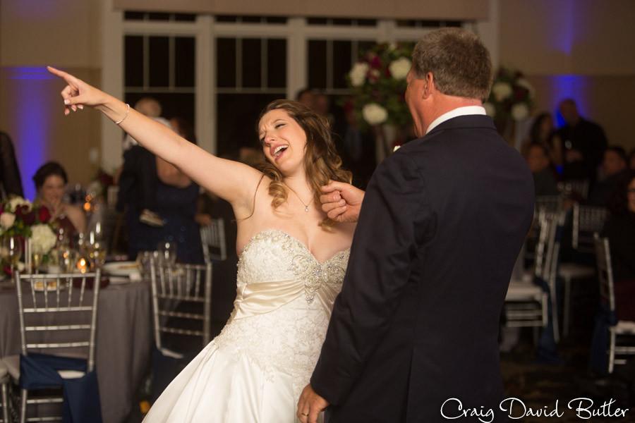 Father Daughter Dance Brighton Wedding Photographer - Craig David Butler - Oak Pointe CC