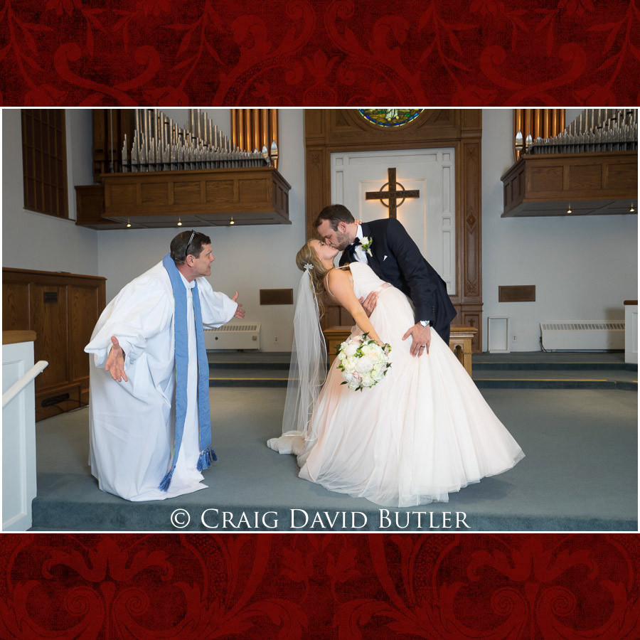 Pastor Wedding Photographer Michigan, St. Johns Plymouth, CDB Studios
