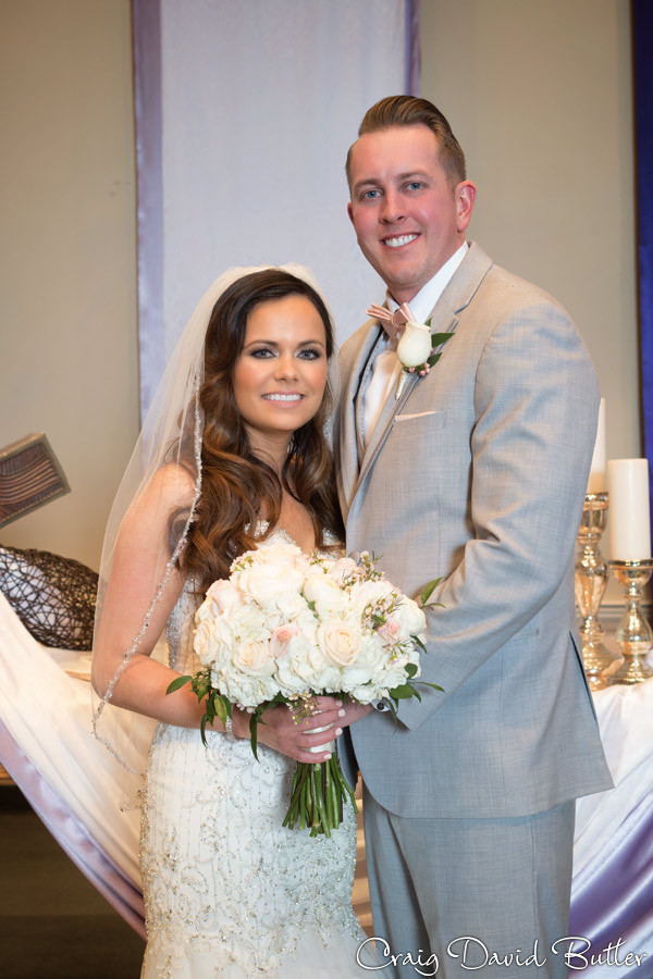 Formal Photo - St. John's Plymouth Grand Ballroom Wedding, Craig David Butler