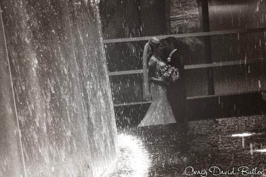 Detroit Wedding Photographer, St. Paul Tarsus, Vintage House Reception -Craig David Butler