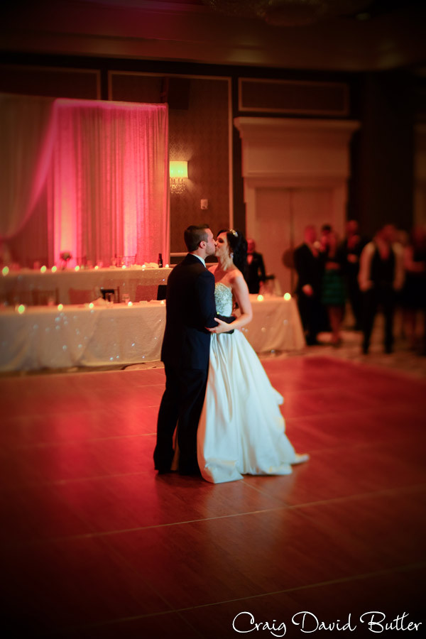 The End Dearborn Inn Wedding Photographer, Craig David Butler