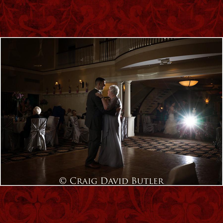 Mother Son dance Clarkston Wedding Photographer - Oakhurst CC, Craig David Butler