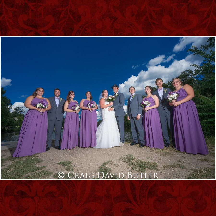 Bridal Party - Michigan-Wedding-Photographer-Novi-CraigDavidButler