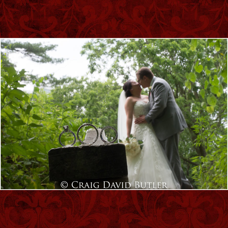 Ring Shot - Wedding Photos, Michigan League, St. Francis Azizi, Ann Arbor MI, CDBStudios